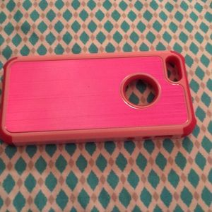 iPhone 5s/SE dual layer protection